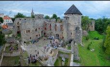 Viduslaiku spēles, koncerti, bezmaksas ekskursijas un balles. Ko šogad Kultūras mantojuma dienās piedāvā Latvijas pilis?