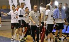 Latvijas handbola izlase Rīgas domes kausa pirmajā mačā piekāpjas Baltkrievijai