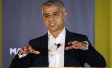 Londonas jaunais mērs sāk kampaņu pret 'Brexit'