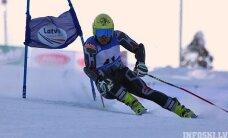 Kalnu slēpotājam Kristapam Zvejniekam vēsturisks panākums sacensībās Krievijā