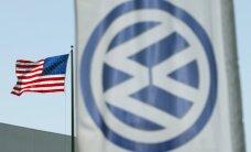 VW koncernam draudošais sods ASV var pieaugt no plānotajiem 18 līdz 90 miljardiem dolāru