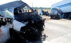 Par Latvijas automašīnu negadījumiem ārvalstīs izmaksā 2,91 miljonu latu