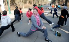 Latvijas Veselības un Fitnesa asociācija aicina piedalīties 'Veselības dienā'