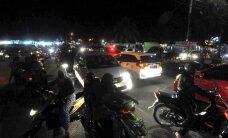 Indonēzijas piekrastē pēc 8,1 balles stipras zemestrīces izsludina cunami trauksmi