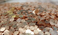 Īrija plāno atteikties no viena un divu centu monētām