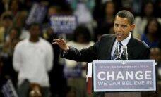 Aptauja: Baraks Obama ir 2008.gada ietekmīgākais vīrietis