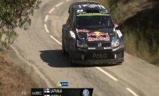 'Tour de Corse' WRC rallijs