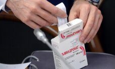 Krievu uzņēmējs gatavojas ražot dzērienu 'Mūsu mildronāts'; 'Grindekss' sola tiesvedību
