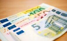 Pirmajā pusgadā Latvijā atklāj 450 viltotu naudas zīmju