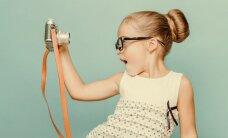 Bērna bilde sociālajos tīklos - ārpus vecāku kontroles