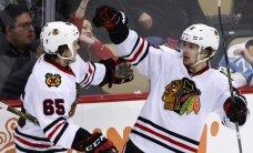 Панарин впервые в карьере НХЛ набрал 4 очка, Овечкин забросил 45-ю шайбу
