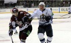 Rīgas 'Dinamo' komanda aizvada Cerību kausa izcīņas izšķirošo finālspēli