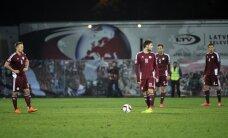 Latvijas futbola izlase spēlēs pret 'Euro 2016' dalībnieci Ziemeļīriju
