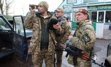'Delfi' Ukrainā: Sčastjā un Staničnoluhanskē pamiera nav bijis