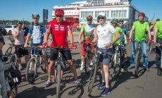 Vienības velobraucienā piedalīsies arī pasaules riteņbraukšanas leģendas