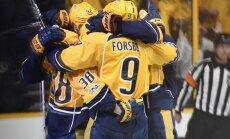 Stenlija kauss: Nešvilas 'Predators' pirmo reizi iekļūst NHL konferences finālā