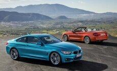 BMW modernizējis 4. sērijas modeļu saimi