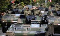Polija nav gatava sūtīt savus miera uzturētājus uz Ukrainu