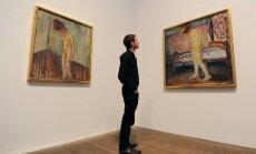 Munka mantiniece pārmet Oslo neieinteresētību mākslinieka jubilejas atzīmēšanā