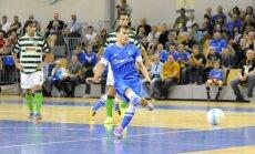 10 jautājumi telpu futbolistam Arnaldo Pereiram
