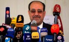Irākas ekspremjers pret Kurdistānas neatkarības centieniem aicina vērsties ar spēku