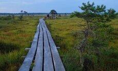 Ducis Latvijas dabas taku aktīvam vasaras noslēgumam
