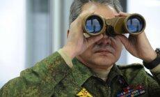 Шойгу: Россия предотвратила удар НАТО по Сирии крылатыми ракетами