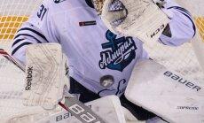 Pret Rīgas 'Dinamo' vārtus guvušais 'Admiral' Saboličs atzīts par KHL nedēļas labāko uzbrucēju