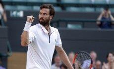 Gulbis iekļūst Stokholmas ATP turnīra otrajā kārtā
