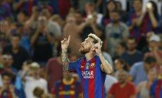 Laikraksts: Mesi parakstīs jaunu līgumu ar 'Barcelona'
