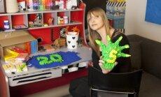 Māksliniece Indra Sproģe: bērnu mācību grāmatas noderētu arī dažam labam pieaugušajam