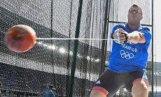Riodežaneiro vasaras olimpisko spēļu rezultāti vieglatlētikā (17.08.2016)