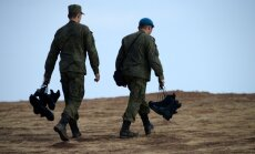 ES par pusgadu pagarina Krievijai noteiktās sankcijas