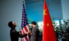 Ķīna kritizē Trampa 'absurdo loģiku' Ziemeļkorejas jautājumā