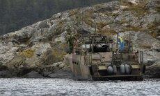 Ārvalstu mediji: mīklainā zemūdene pie Stokholmas raisa satraukumu Baltijas reģionā