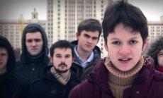 Video: Krievijas jaunieši lūdz piedošanu par karu Ukrainā