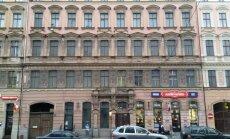 Vilkaste iegādājusies savulaik ar Štālbergu saistītu namu Rīgas centrā