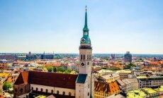 Arī Minhenē plāno aizliegt automobiļus ar dīzeļdzinēju