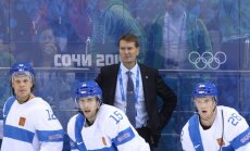 Negals ar KHL Zvaigžņu spēles treneriem: arī Vesterlunds atsakās no divīzijas izlases