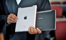 ASV tiesa 'Samsung' par 'Apple' patentu pārkāpšanu liek maksāt miljarda dolāru kompensāciju