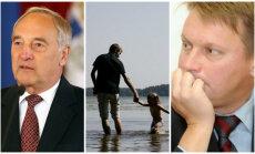 12 июня. На спасение Латвии - 10 лет, уже можно купаться, Вейониса прочат в народные президенты