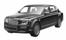 Krievu politiskās elites auto sauks 'Aurus', simbolizējot valsts pārākumu un uzplaukumu