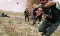 Īpaši baisā 'Daesh' taktika: mirstot nogalināt arī citus