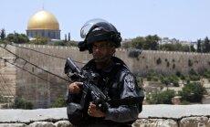 Pēc apšaudes aizturēts Jeruzalemes lielmuftijs