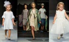 'Modes manifestācijas' trešā diena: princešu kleitas un vienkāršais brīvdienu stils