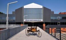 Rīgas Motormuzeja šī gada Muzeju nakts 'nagla' būs 'Benz Patent Motorwagen'