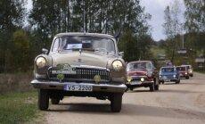"""22 сентября от """"Виллы Брежнева"""" начнется автопробег советских ретроавтомобилей"""