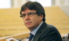 Vācijas tiesa lemj atbrīvot Pudždemonu pret galvojumu
