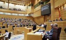 Spānijas Senāts apstiprina karaļa lēmumu par atteikšanos no troņa