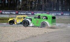 Foto: Autošosejas sezonas atklāšana Biķerniekos, otrā diena